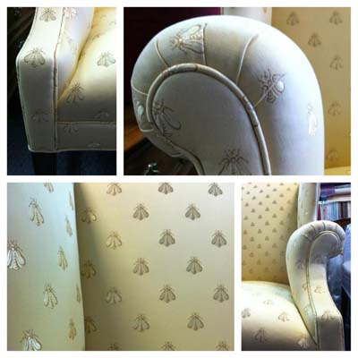 Upholstery Services & Repairs in Bethesda MD